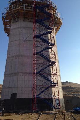 Yk9 merdiven kulesi 3